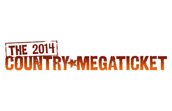 Country Megaticket (Multiple Venues) at Blossom Music Center
