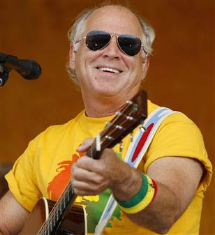 Jimmy Buffett & The Coral Reefer Band at Blossom Music Center