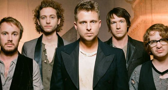 OneRepublic Native Summer Tour with The Script at Blossom Music Center
