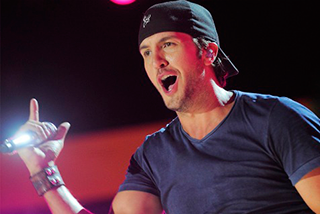 Luke Bryan - That's My Kind of Night Tour 2014 at Blossom Music Center