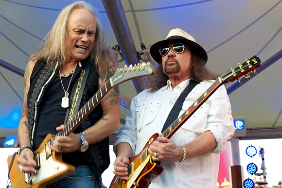 Lynyrd Skynyrd & Bad Company at Blossom Music Center
