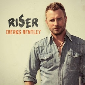 Dierks Bentley Riser Tour 2014 at Blossom Music Center