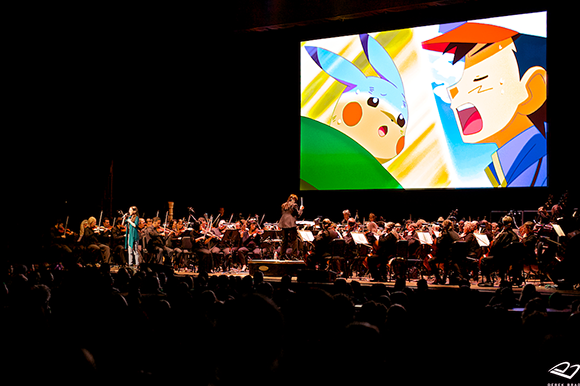 Pokemon Symphonic Evolutions at Blossom Music Center