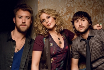 Lady Antebellum, Hunter Hayes & Sam Hunt at Blossom Music Center