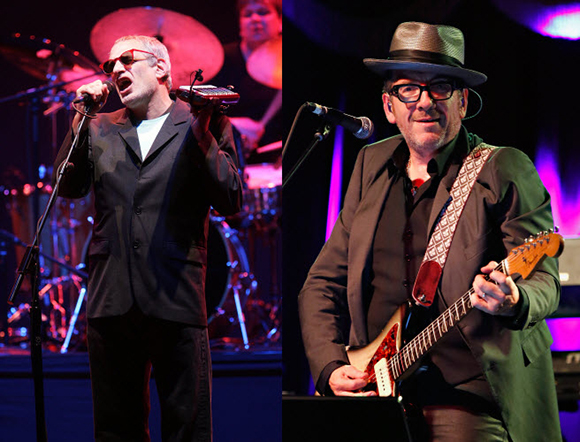 Steely Dan, Elvis Costello & The Imposters at Blossom Music Center