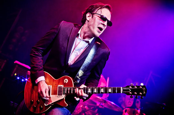 Joe Bonamassa at Blossom Music Center