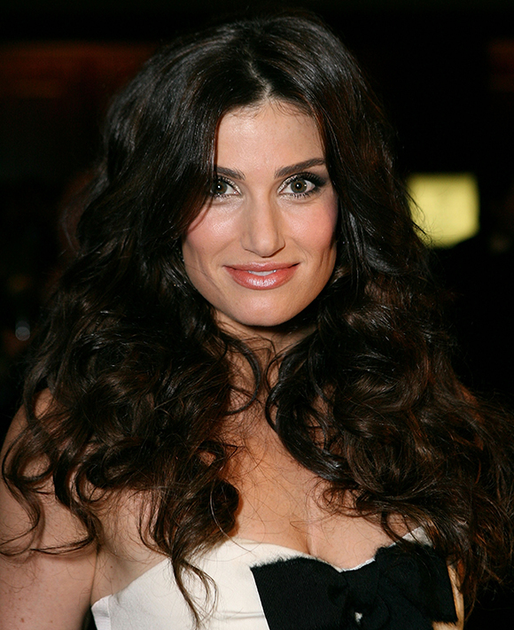 Idina Menzel at Blossom Music Center