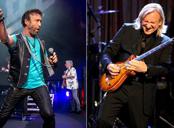 Bad Company & Joe Walsh at Blossom Music Center