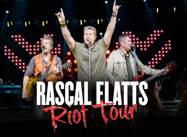 Rascal Flatts & Kelsea Ballerini at Blossom Music Center