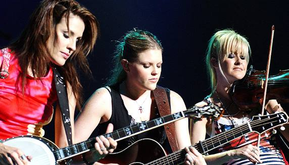 Dixie Chicks at Blossom Music Center