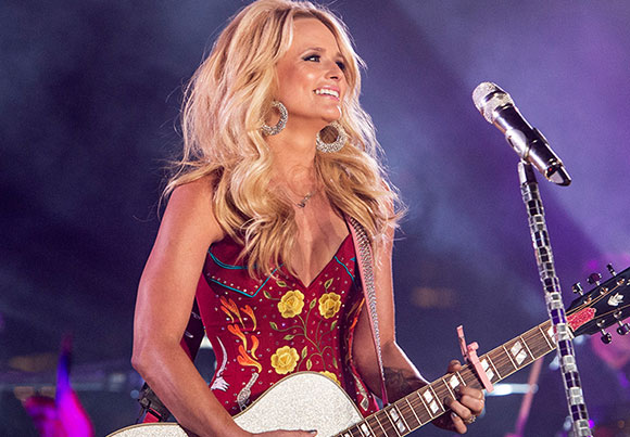 Miranda Lambert, Kip Moore & Brothers Osborne at Blossom Music Center