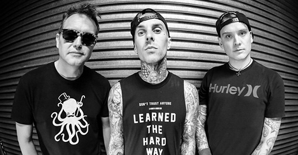 Blink 182, A Day To Remember & All American Rejects at Blossom Music Center