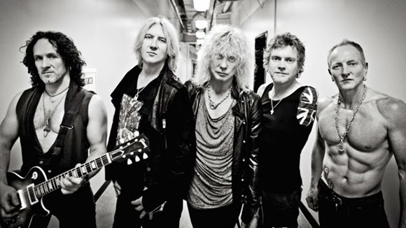 Def Leppard, REO Speedwagon & Tesla at Blossom Music Center