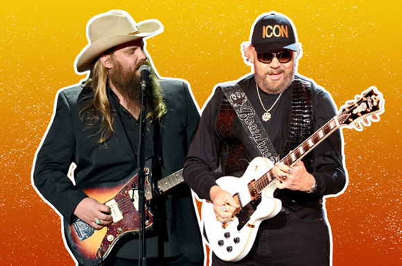 Hank Williams Jr. & Chris Stapleton at Blossom Music Center