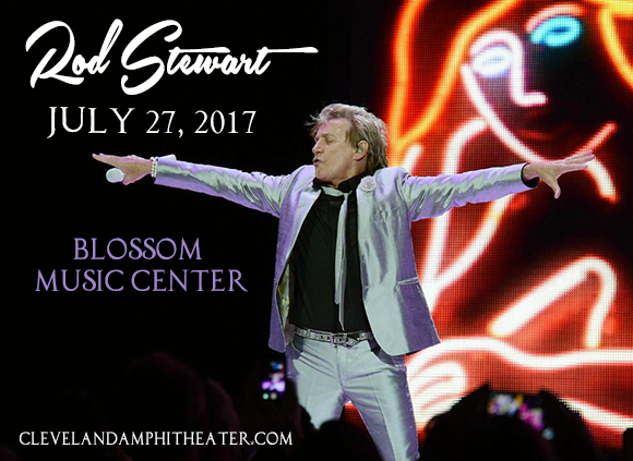 Rod Stewart at Blossom Music Center