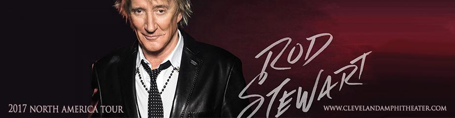 Rod Stewart at Blossom Music Center