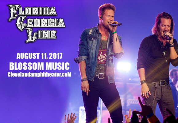 Florida Georgia Line, Nelly & Chris Lane at Blossom Music Center