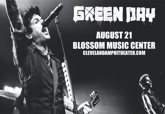 Green Day & Catfish and The Bottlemen at Blossom Music Center