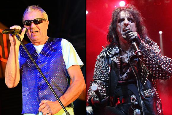 Deep Purple & Alice Cooper at Blossom Music Center