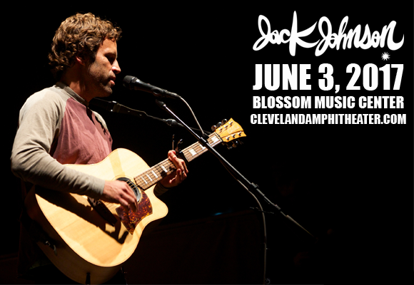Jack Johnson at Blossom Music Center