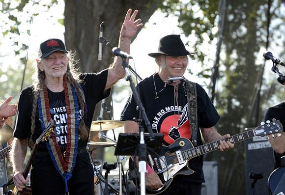 Outlaw Music Festival: Willie Nelson, The Avett Brothers, Sheryl Crow & Blackberry Smoke at Blossom Music Center