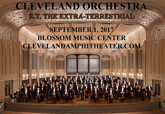 Cleveland Orchestra: Brett Mitchell - E.T. The Extra-Terrestrial  at Blossom Music Center