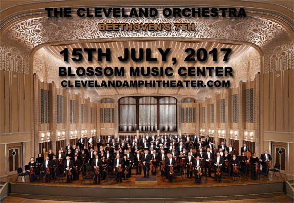 Cleveland Orchestra: Franz Welser-Most - Beethoven 7 at Blossom Music Center