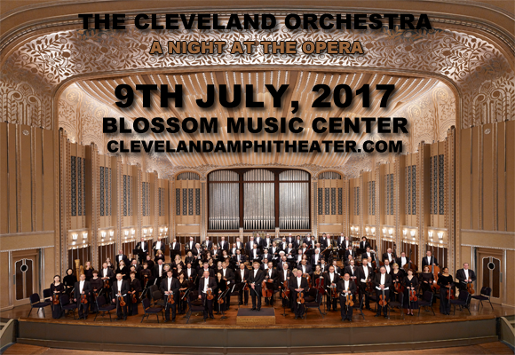 Cleveland Orchestra: Franz Welser-Most - A Night at the Opera at Blossom Music Center