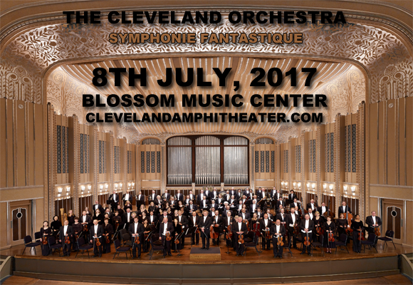 Cleveland Orchestra: Franz Welser-Most - Symphonie Fantastique at Blossom Music Center