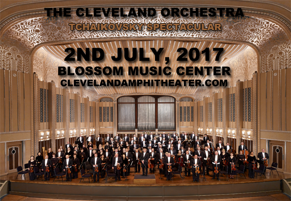 Cleveland Orchestra: Jahja Ling - Tchaikovsky Spectacular  at Blossom Music Center