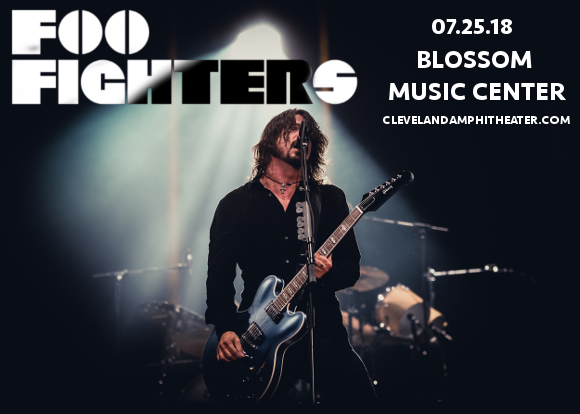 Foo Fighters at Blossom Music Center