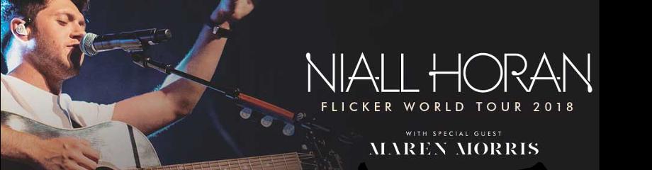 Niall Horan & Maren Morris at Blossom Music Center