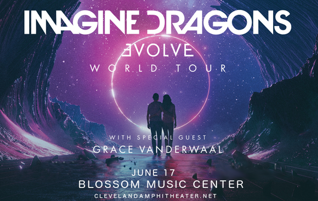 Imagine Dragons at Blossom Music Center