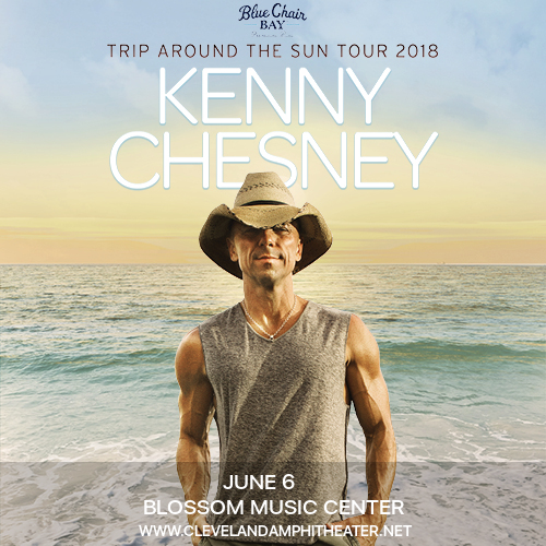 Kenny Chesney & Old Dominion at Blossom Music Center