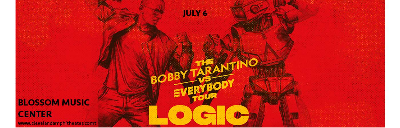Logic, NF & Kyle at Blossom Music Center