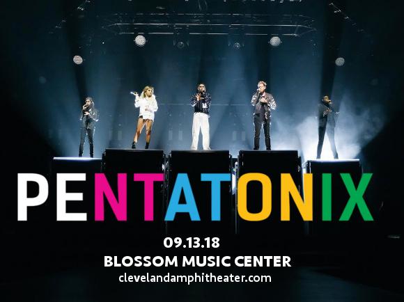 Pentatonix at Blossom Music Center