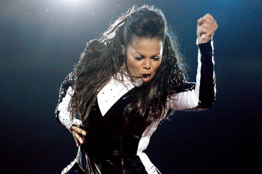 Janet Jackson at Blossom Music Center