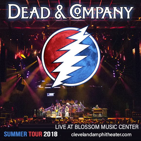 Dead & Company at Blossom Music Center