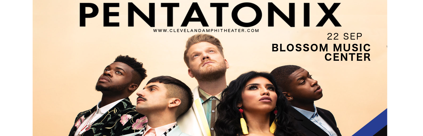 Pentatonix at Blossom Music Center