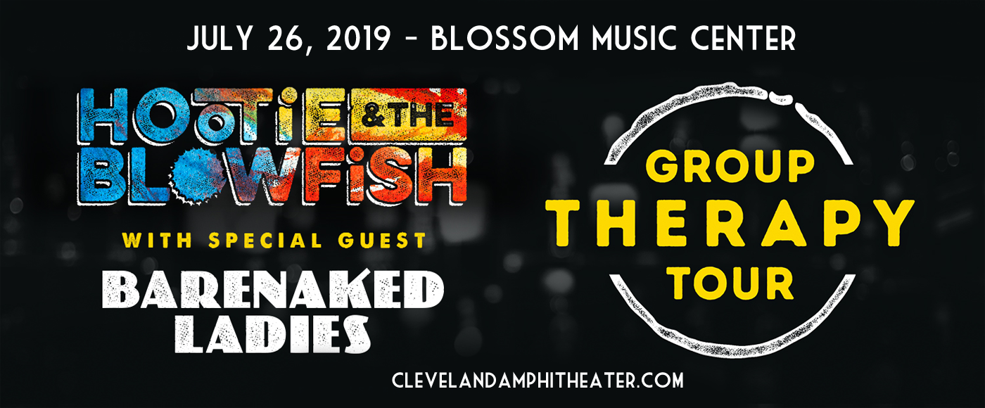 Hootie & The Blowfish & Barenaked Ladies at Blossom Music Center