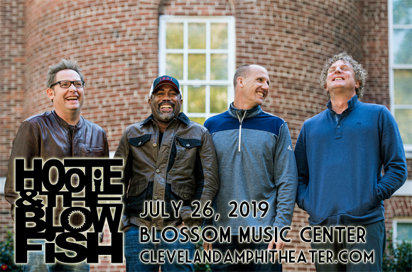 Hootie & The Blowfish at Blossom Music Center