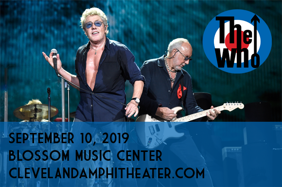 The Who at Blossom Music Center
