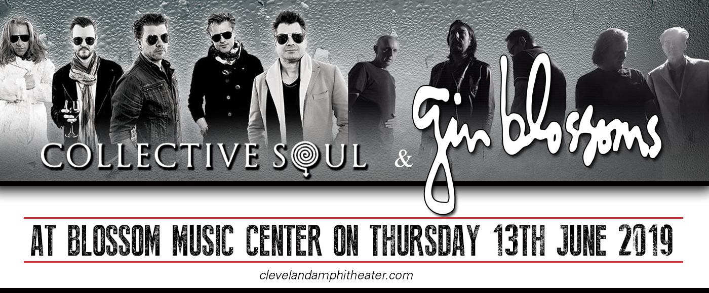 Collective Soul & Gin Blossoms at Blossom Music Center