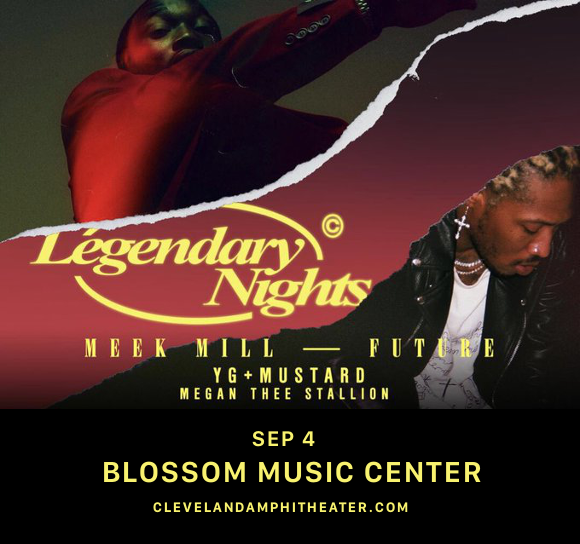 Meek Mill & Future at Blossom Music Center