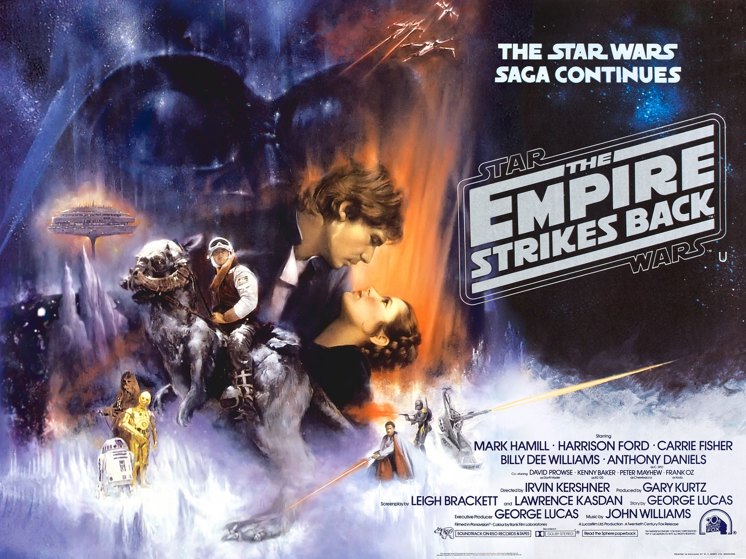 Star Wars The Empire Strikes Back Film With Live Orchestra Tickets 1st September Blossom Music Center
