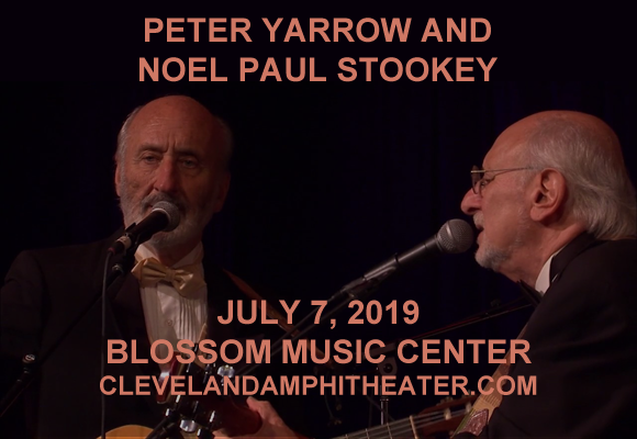 Peter Yarrow & Noel Paul Stookey at Blossom Music Center
