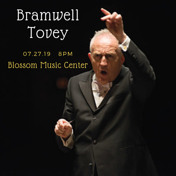 The Cleveland Orchestra: Bramwell Tovey - Elgar's Enigma at Blossom Music Center
