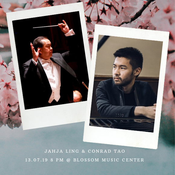 The Cleveland Orchestra: Jahja Ling & Conrad Tao - Tchaikovsky's Fourth at Blossom Music Center