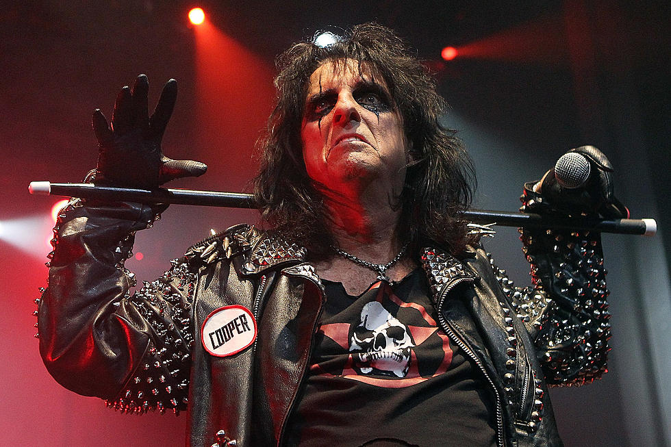 Alice Cooper, Tesla & Lita Ford at Blossom Music Center