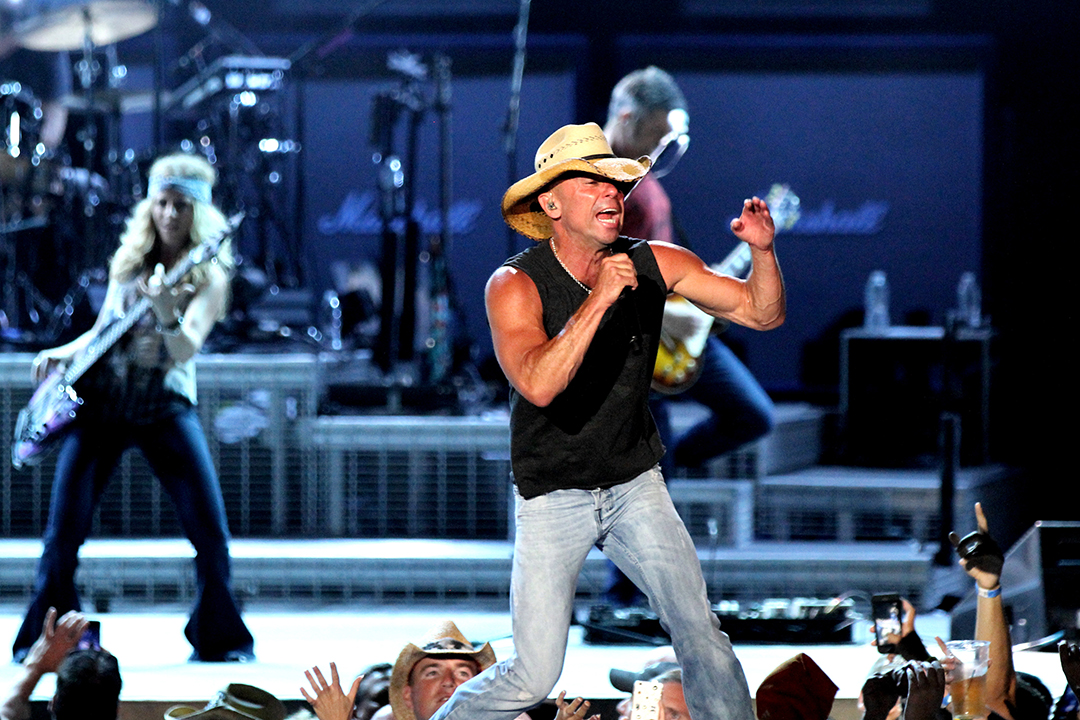 Kenny Chesney [POSTPONED] at Blossom Music Center